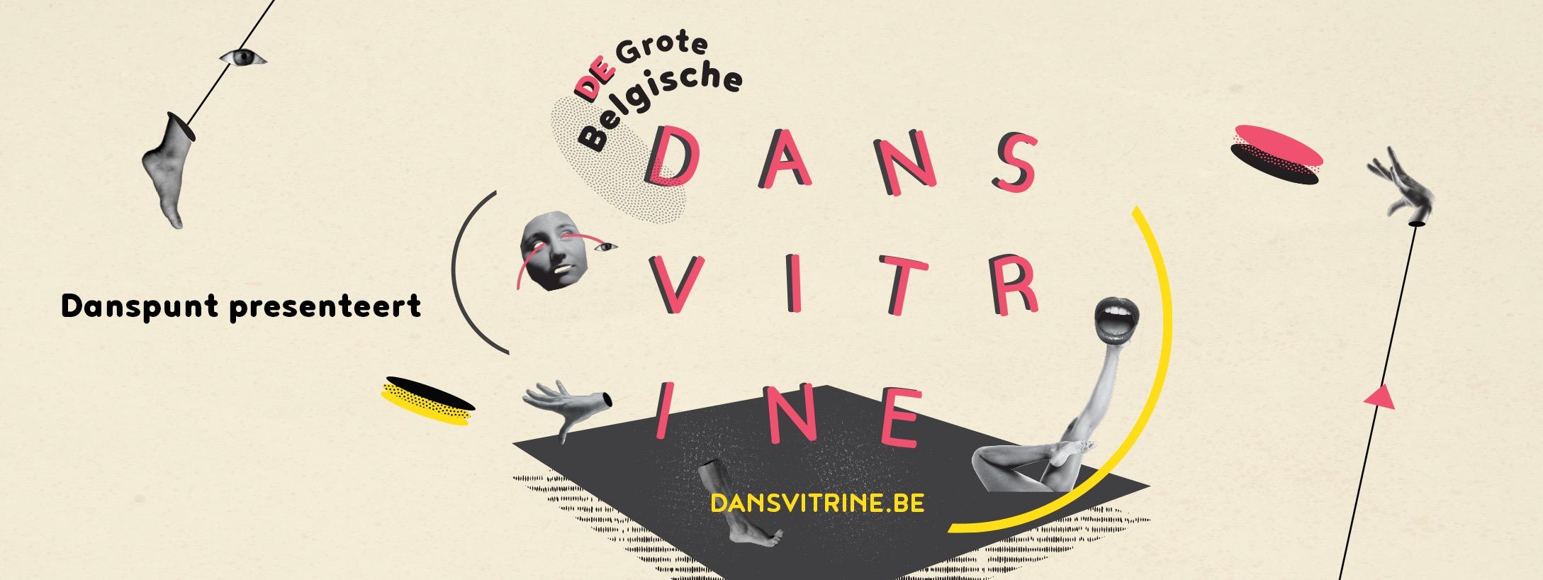 De Grote Belgische Dansvitrine